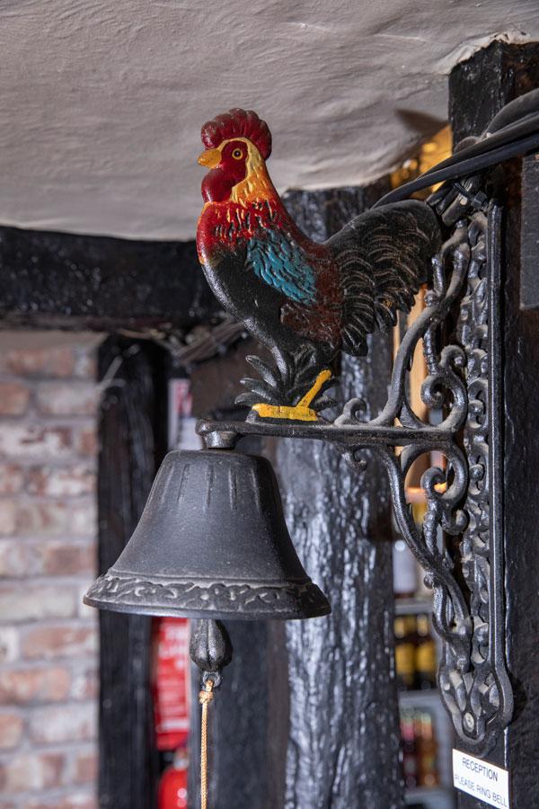 The Cock Inn - Bar
