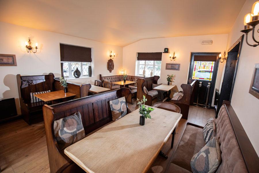 The Cock Inn - Restaurant